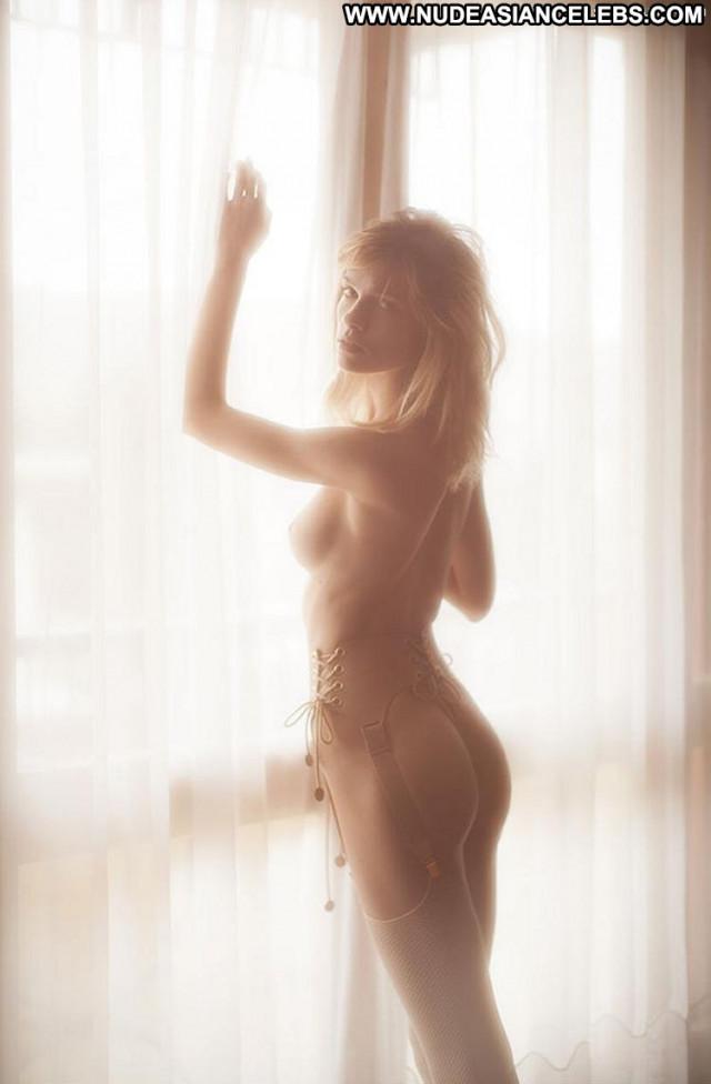Eva Biechy Shining Through Posing Hot French Sexy Bed Ass Sex Babe