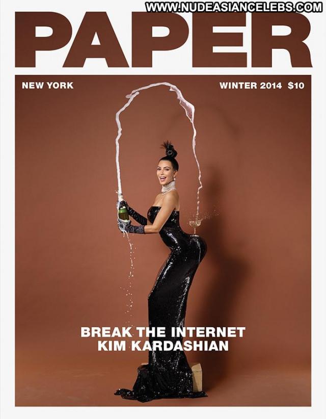 Kim Kardashian No Source Famous Bottle Ass Nude Babe Beautiful Public