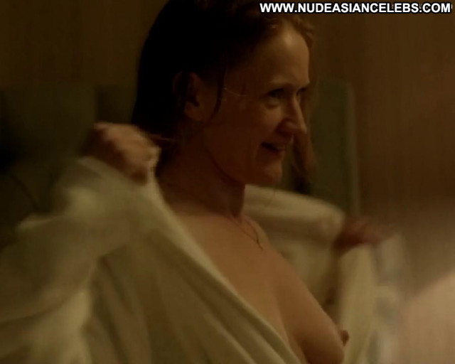 Paula Malcomson Ray Donovan Topless Nude Celebrity Close Up Big Tits