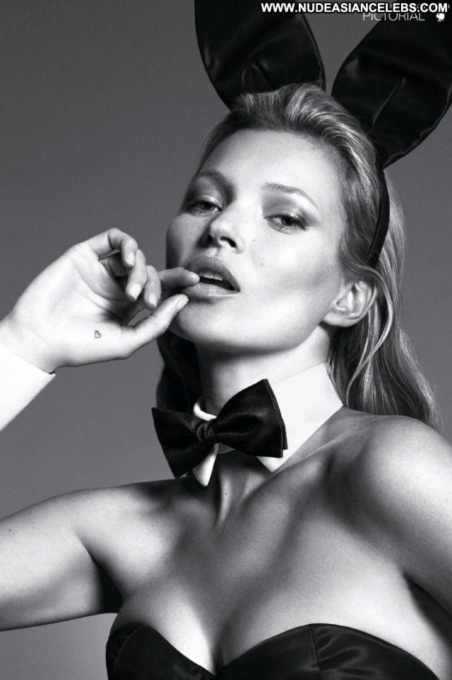 Kate Moss Full Frontal Babe Bedroom Nude Bunny Celebrity Bar Posing