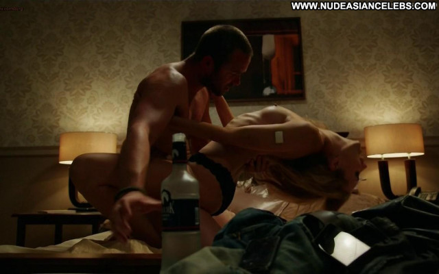 Tereza Srbova Strike Back Posing Hot Russia Babe Nude Ass Celebrity