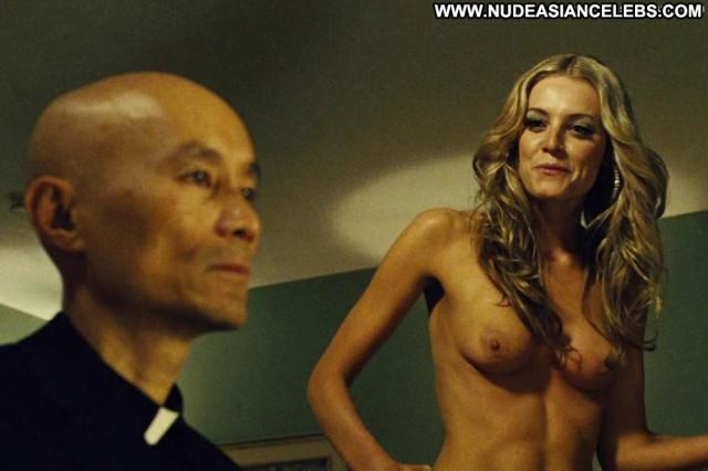 Christine Marzano In Seven Psychopaths Movie Hooker Breasts Bar Big