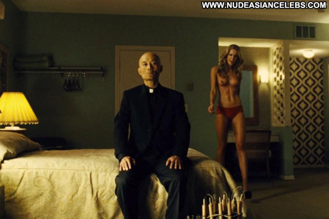 Christine Marzano In Seven Psychopaths Topless Newcomer Big Tits