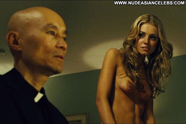 Christine Marzano In Seven Psychopaths  Topless Bar Posing Hot Hooker