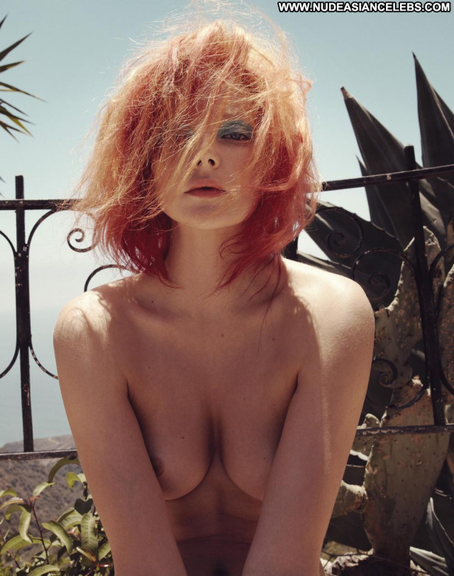 Eniko Mihalik The Keeper Beautiful Wig Pussy Fashion Celebrity