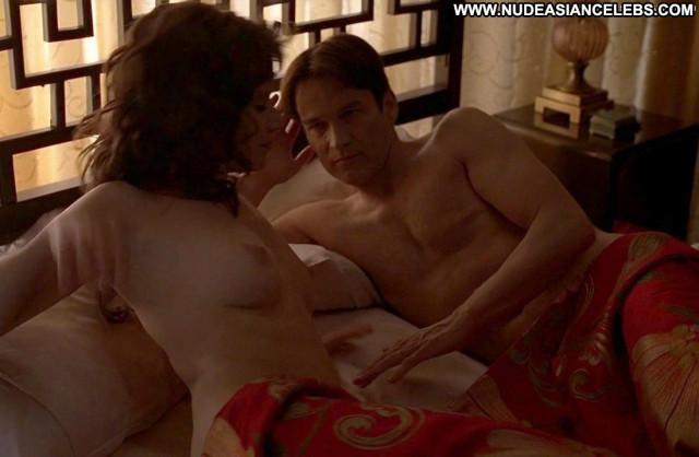 Valentina Cervi True Blood Toples Bed Big Tits Topless Male Posing
