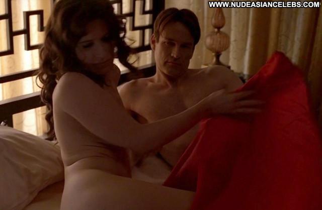Valentina Cervi True Blood Bed Nice Beautiful Nude Celebrity Close Up