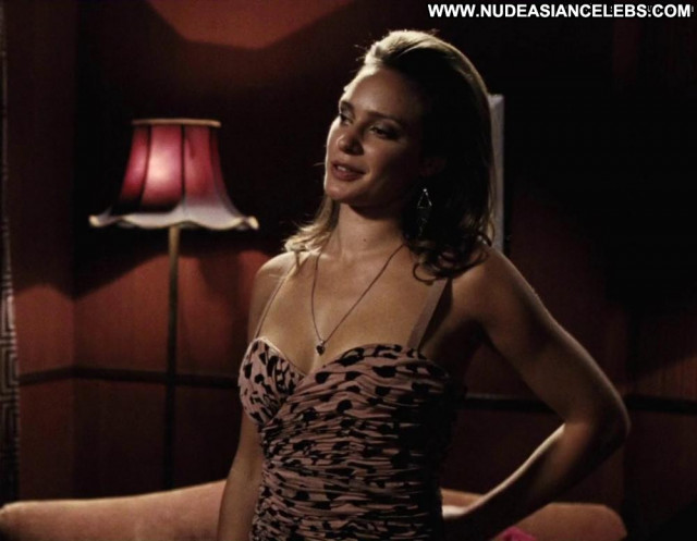 Agnes Delachair No Source Prostitute Blonde Tits Bed Topless Posing
