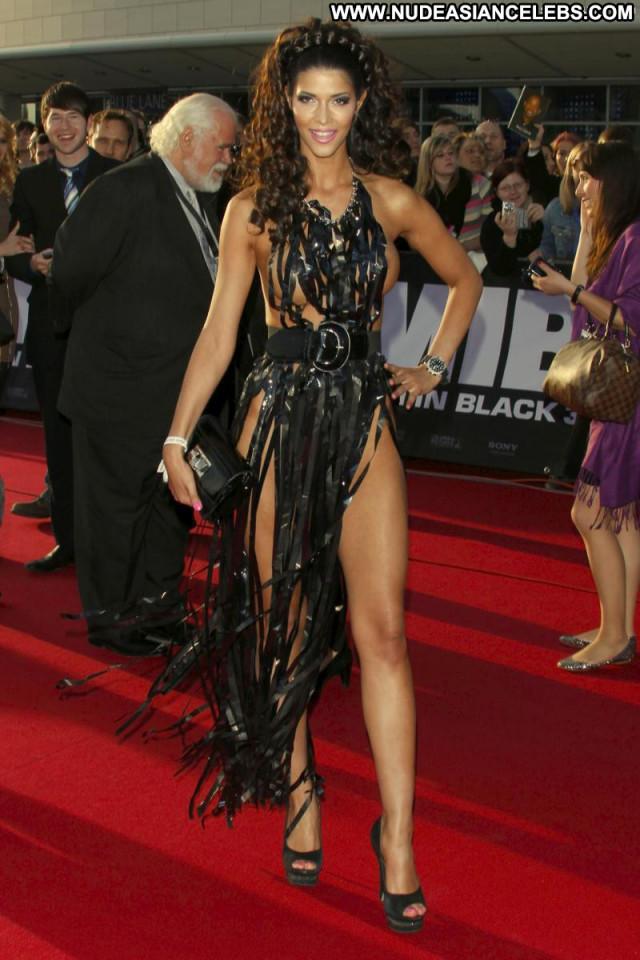 Micaela Schaefer The Red Carpet Celebrity Posing Hot Tits Bedroom