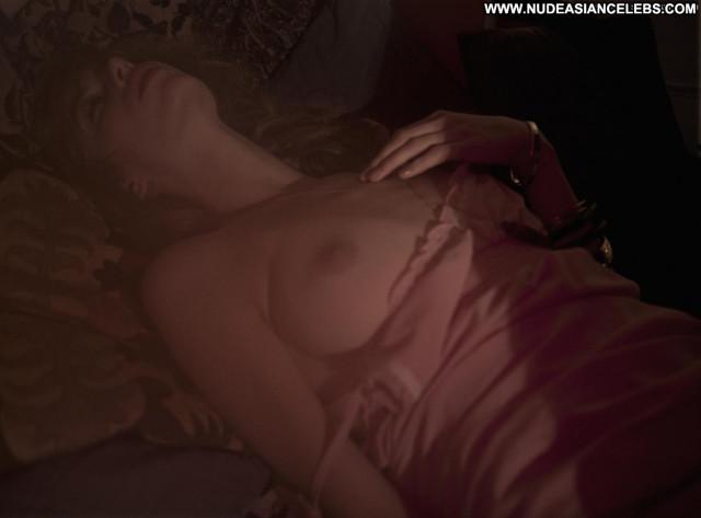 Eliza Sys Ever Magazine Big Tits Bed Belgian Nude Beautiful Posing