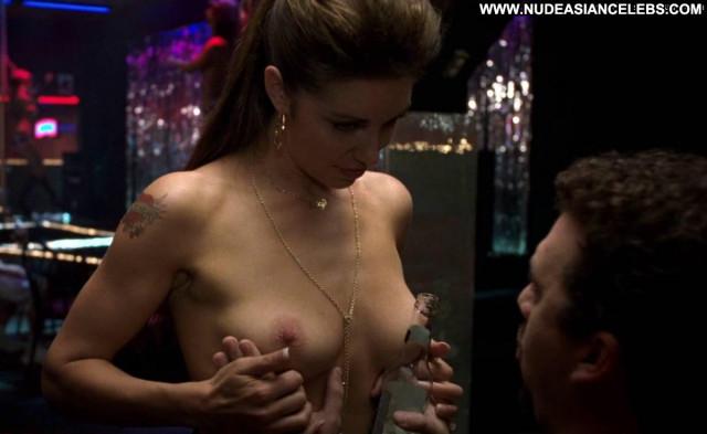 Bianca Kajlich Minutes Or Less Lap Dance Big Tits Topless Breasts Bus