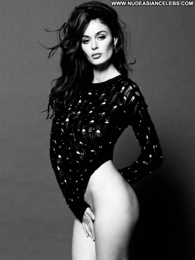 Nicole Trunfio Lovecat Magazine Masked Australia Big Tits Photo Shoot