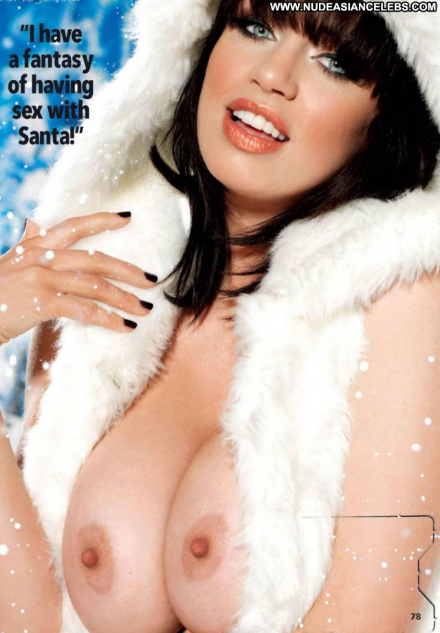 Sophie Howard Nuts Magazine India Christmas Screaming Breasts Babe