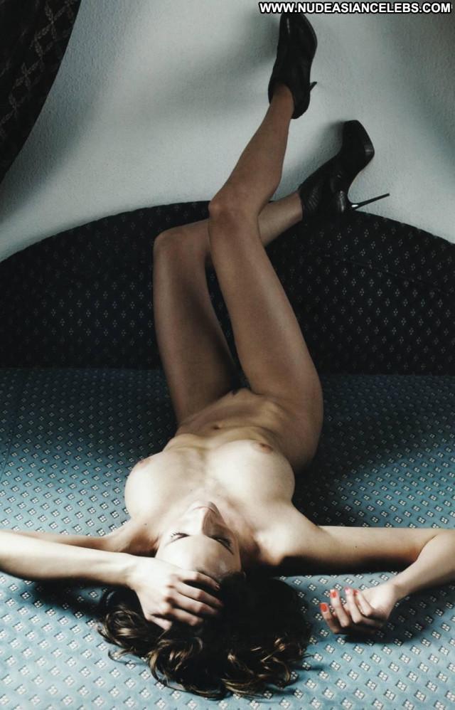 Reka Ebergenyi Full Frontal Boots Tits Posing Hot Celebrity Full