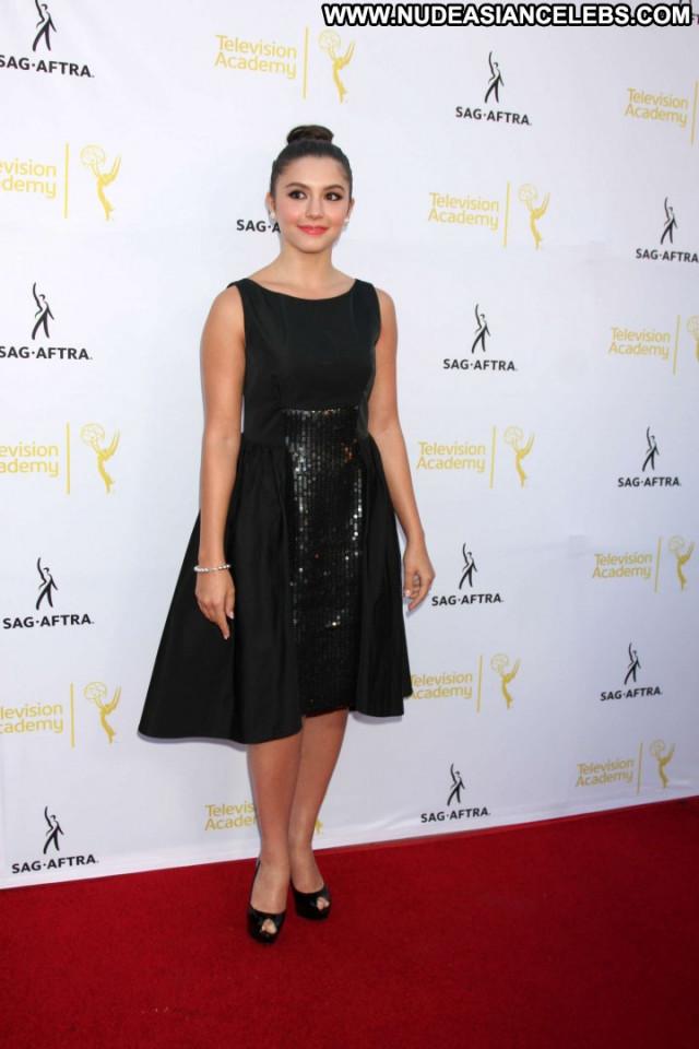 Ana Golja Emmy Awards Celebrity Hollywood Babe Posing Hot Awards