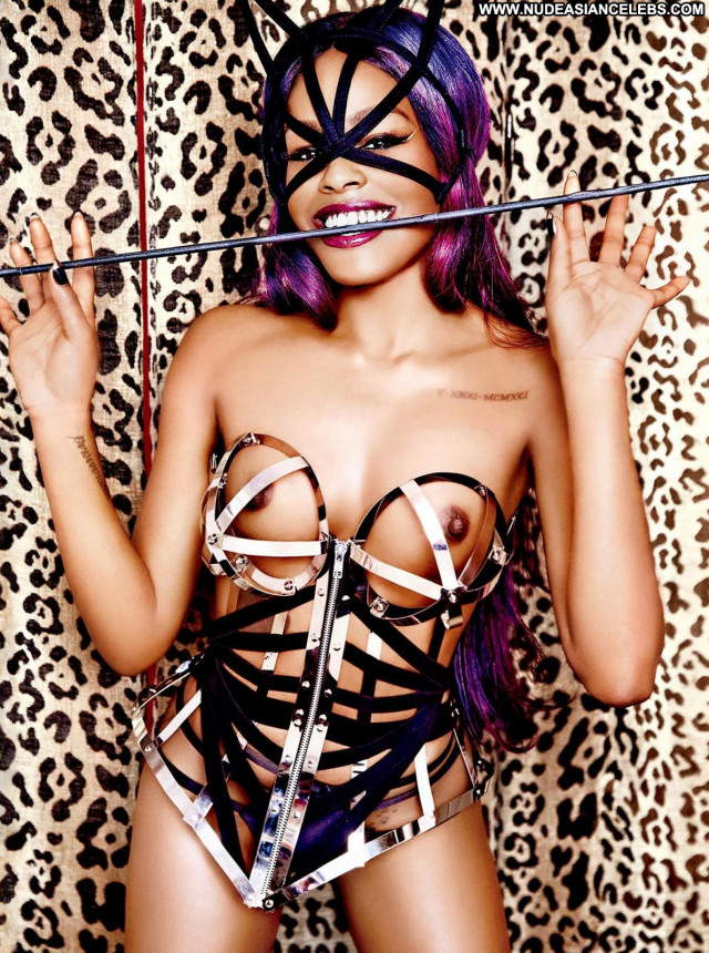 Azealia Banks Dying Breed Glamour Hollywood Beautiful Cuckold Babe