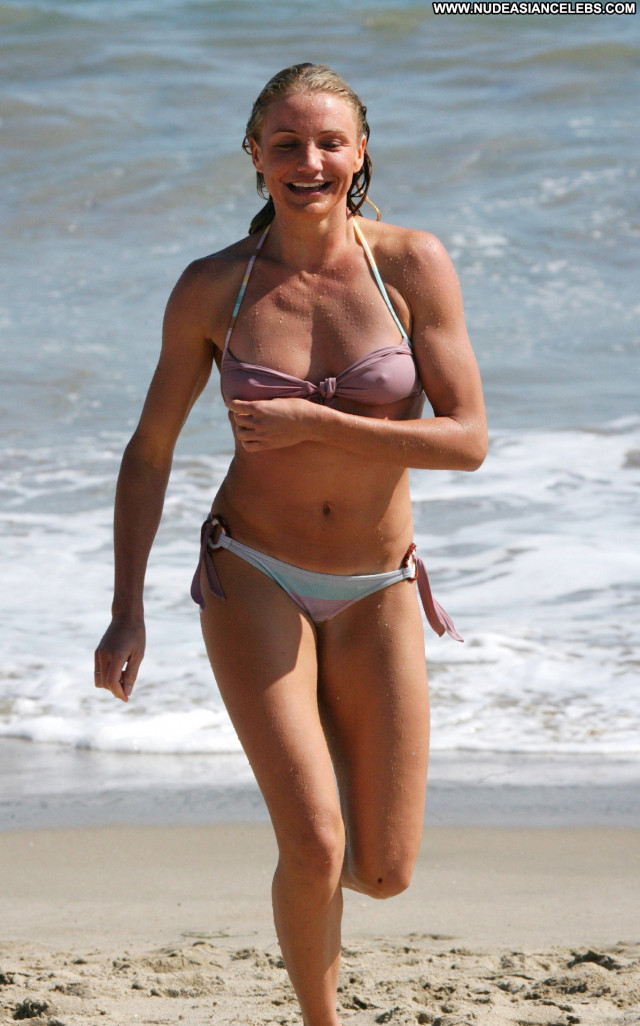 Cameron Diaz No Source Pokies Swimsuit Beautiful Bar Nyc Hollywood