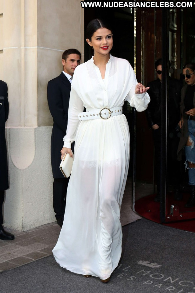 Selena Gomez No Source Beautiful Celebrity Paparazzi Babe Paris Hot