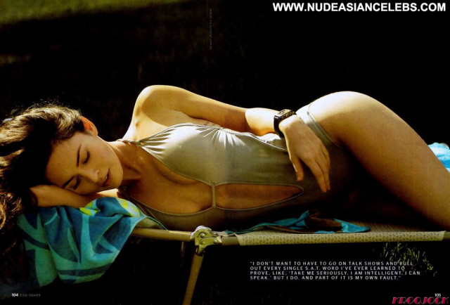 Megan Fox Esquire Magazine Posing Hot Beautiful Celebrity Magazine