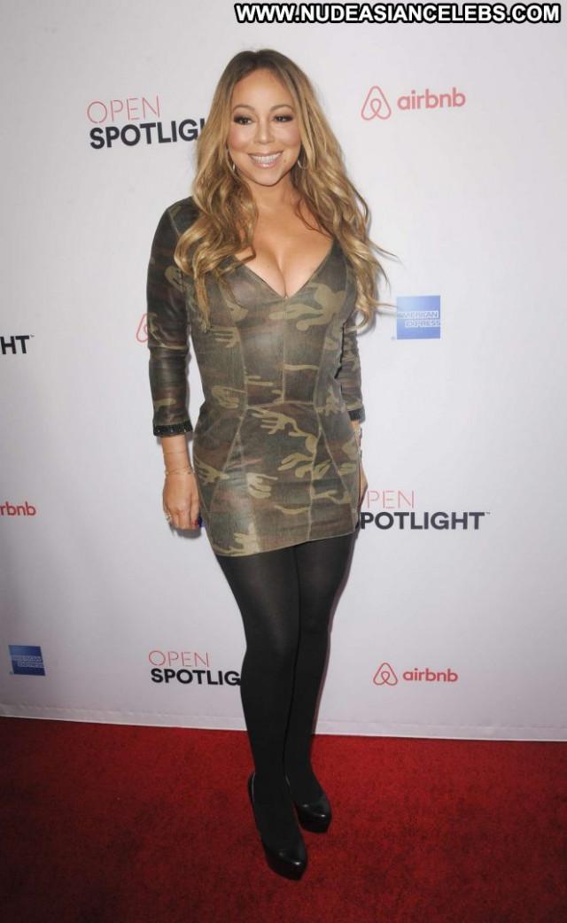 Mariah Carey Los Angeles  Los Angeles Paparazzi Posing Hot Beautiful