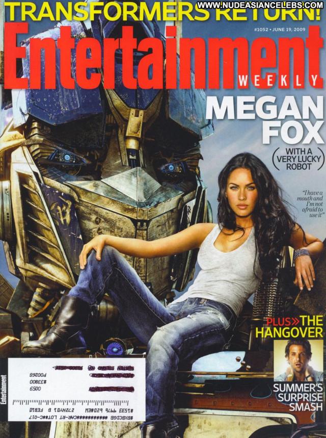 Megan Fox Magazine Posing Hot Paparazzi Beautiful Celebrity Babe