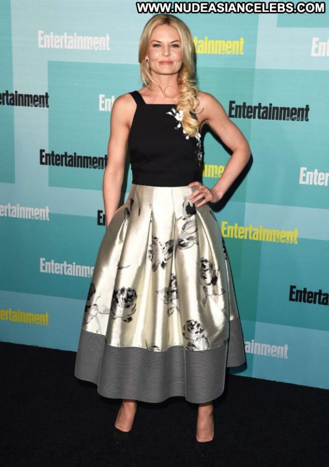 Jennifer Morrison Beautiful Celebrity Party Posing Hot Paparazzi Babe