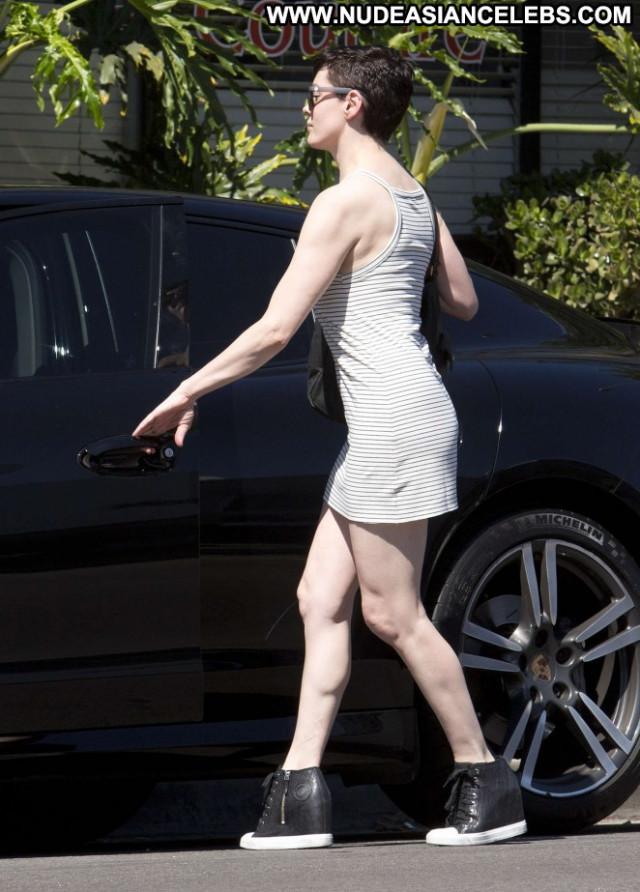 Rose Mcgowan West Hollywood Paparazzi Celebrity Posing Hot Babe