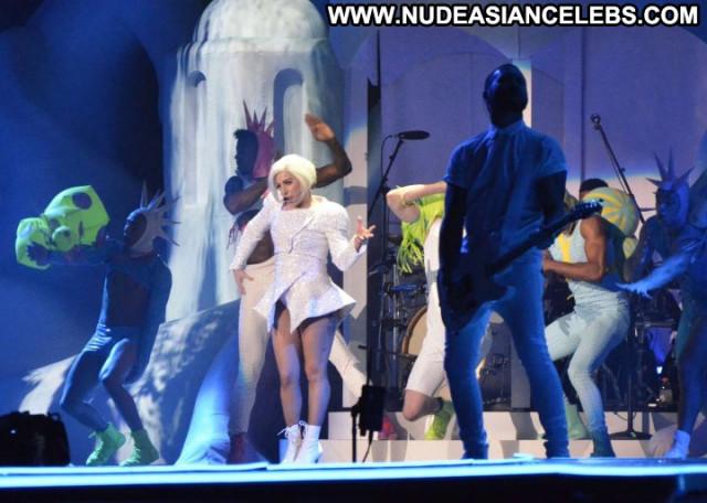 Lady Gaga Live Gag Celebrity Babe Beautiful Paparazzi Posing Hot