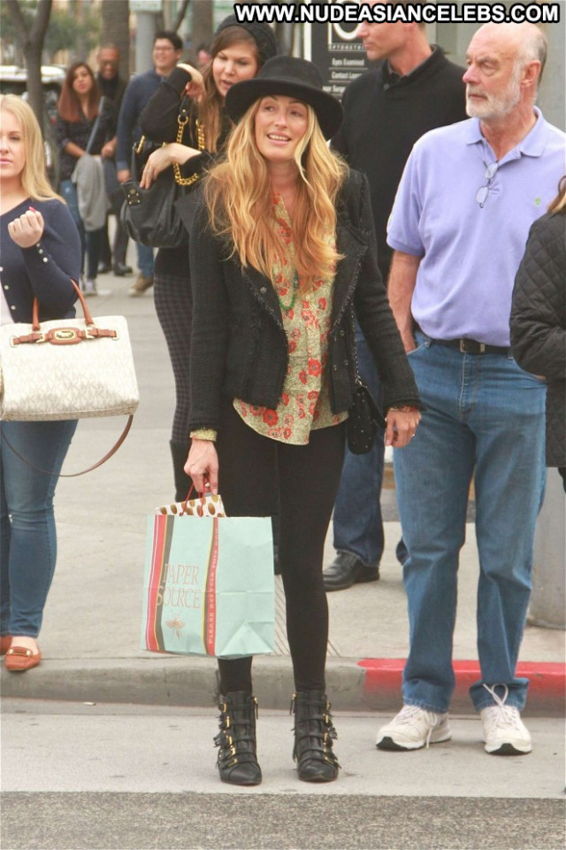 Cat Deeley Beverly Hills Posing Hot Celebrity Beautiful Paparazzi Babe
