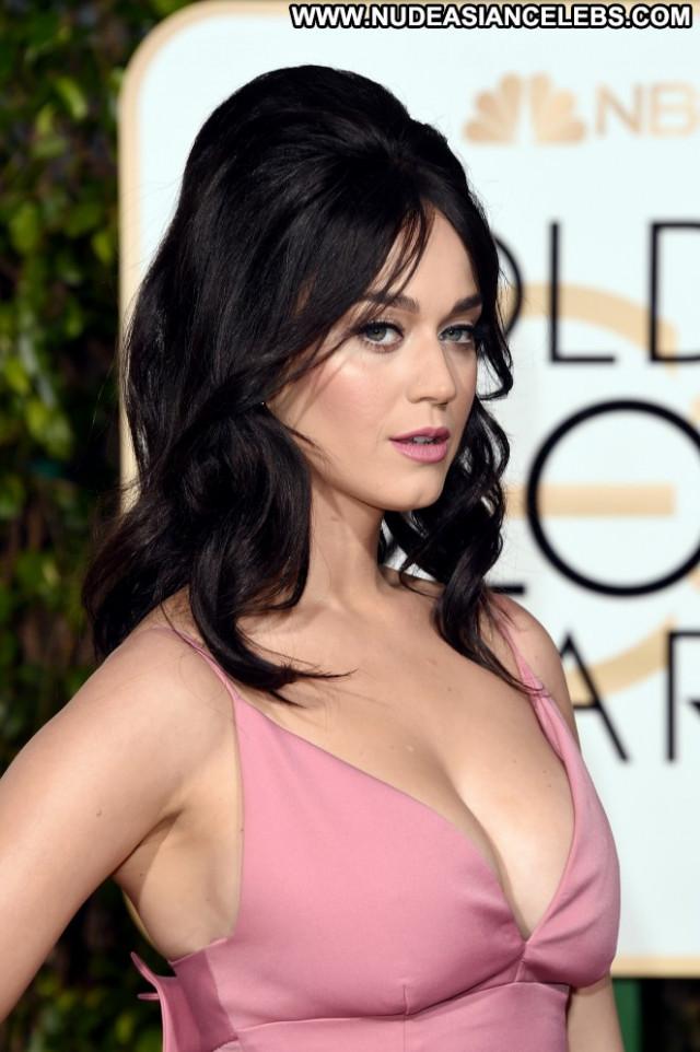 Katy Perry Golden Globe Awards Awards Babe Paparazzi Beautiful