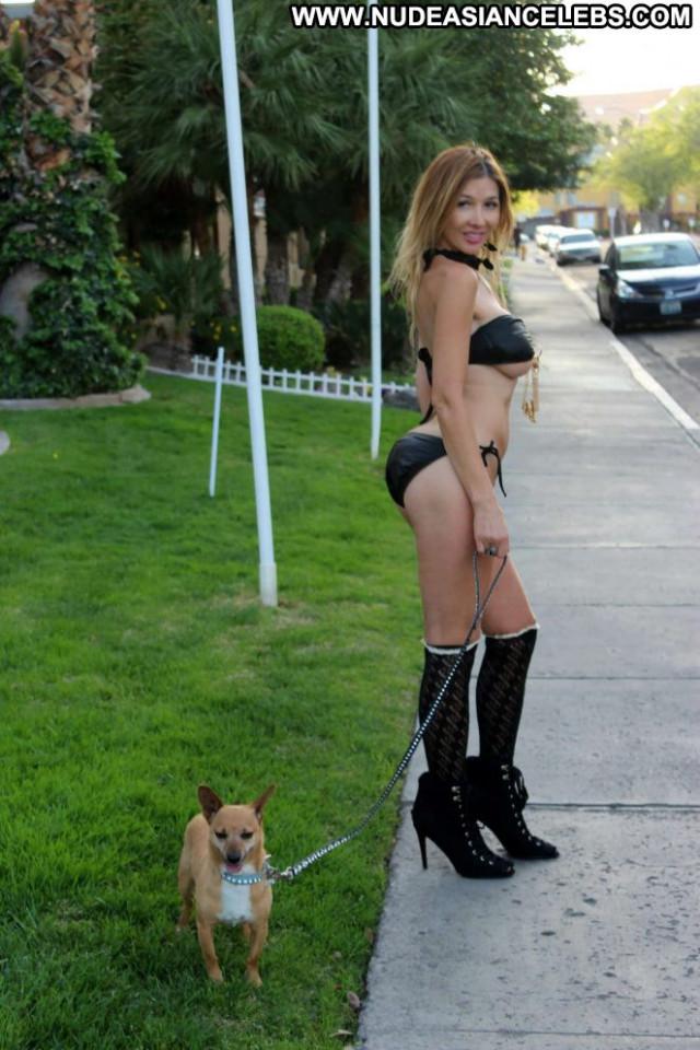 Nadeea Volianova Beverly Hills Beautiful Babe Posing Hot Celebrity