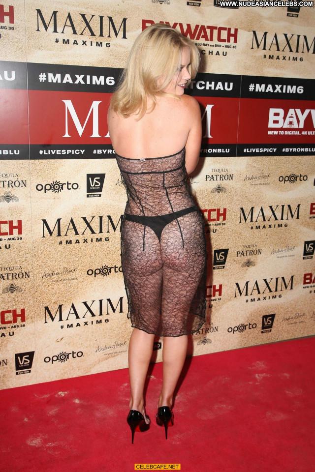 Alana Wolfe Maxim Magazine Magazine Celebrity Babe Posing Hot