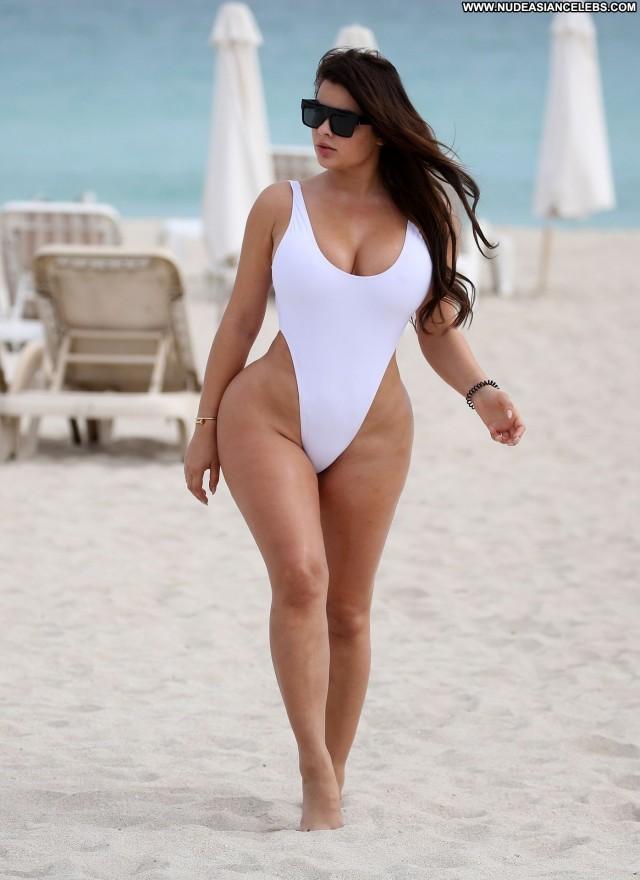 Anastasiya Kvitko The Beach Swimsuit Posing Hot Videos Babe Beautiful