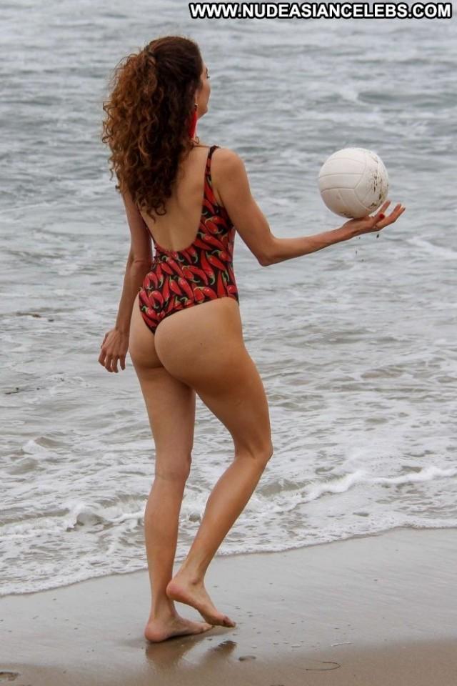 Blanca Blanco No Source Mali Paparazzi Swimsuit Babe Posing Hot