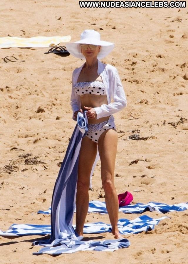 Nicole Kidman No Source Beautiful Bikini Celebrity Posing Hot Babe