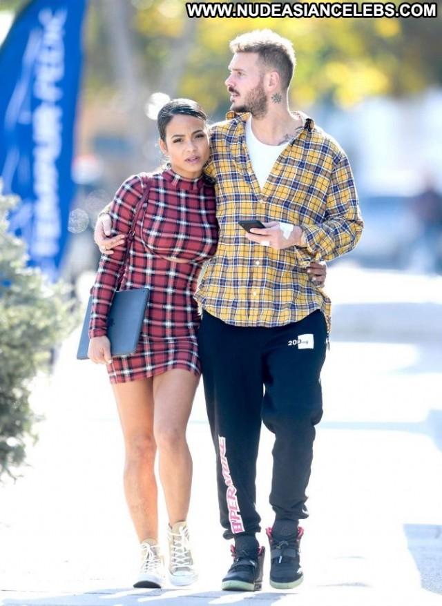 Christina Milian West Hollywood  Paparazzi Beautiful Celebrity Babe