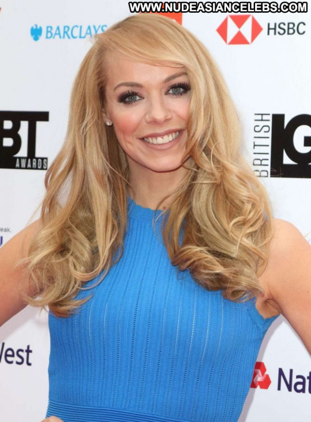 Liz Mcclarnon No Source Babe Paparazzi Celebrity London Awards