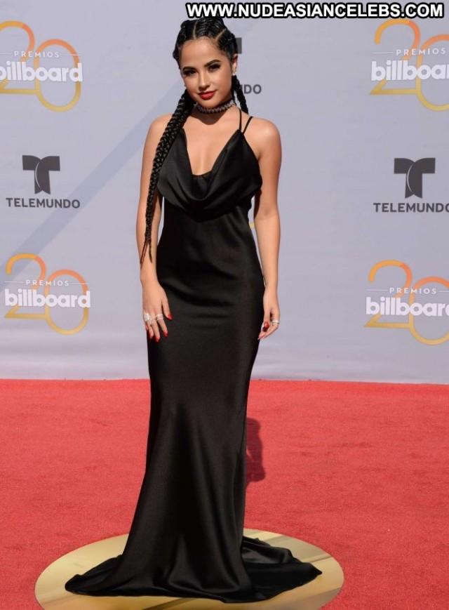 Becky G Las Vegas Beautiful Paparazzi Babe Celebrity Awards Latin
