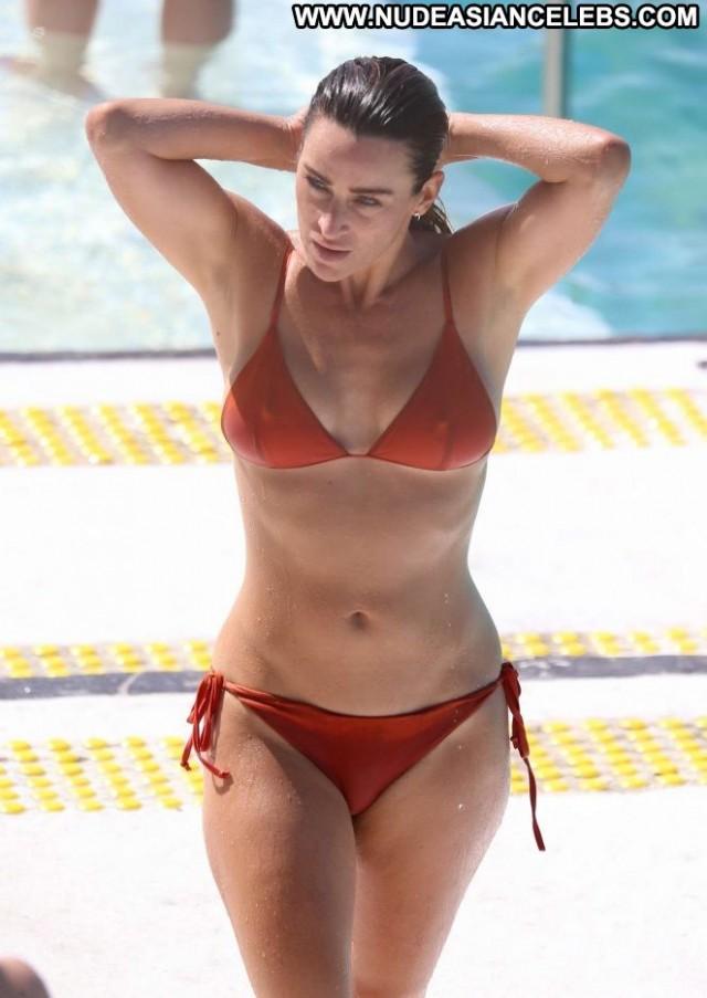 Rachael Gouvignon No Source Bikini Beautiful Paparazzi Babe Orange
