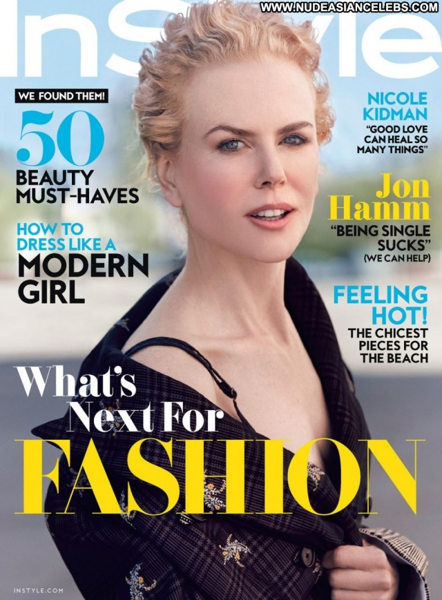 Nicole Kidman Style Magazine Sex Actress Posing Hot Old Babe Sexy