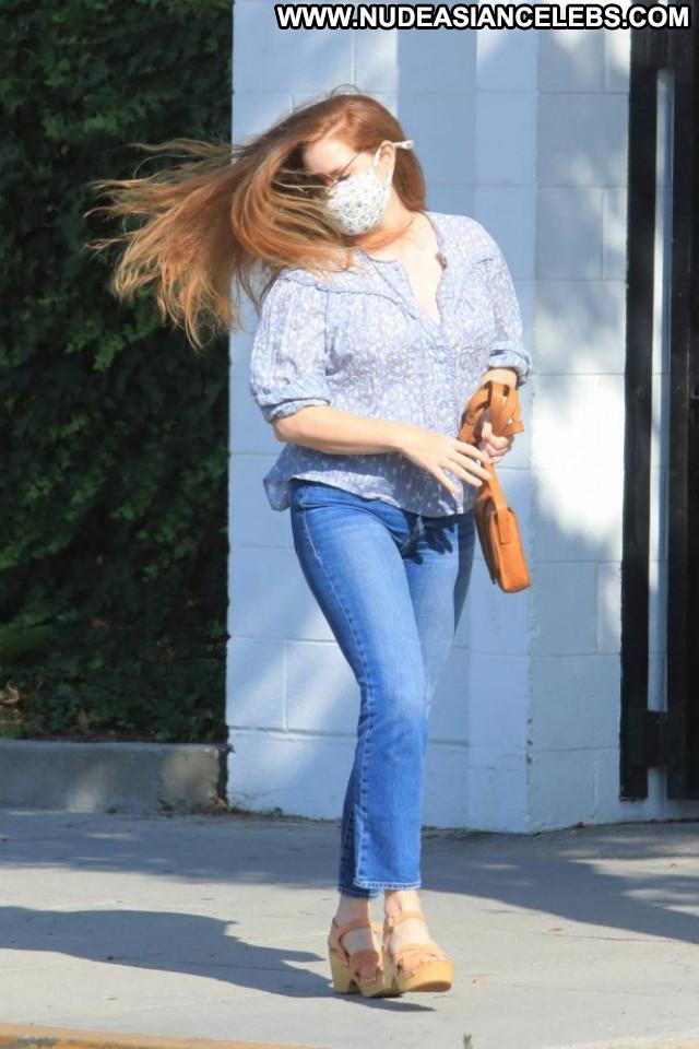 Alessandra Ambrosio Los Angeles Paparazzi Celebrity Babe Posing Hot
