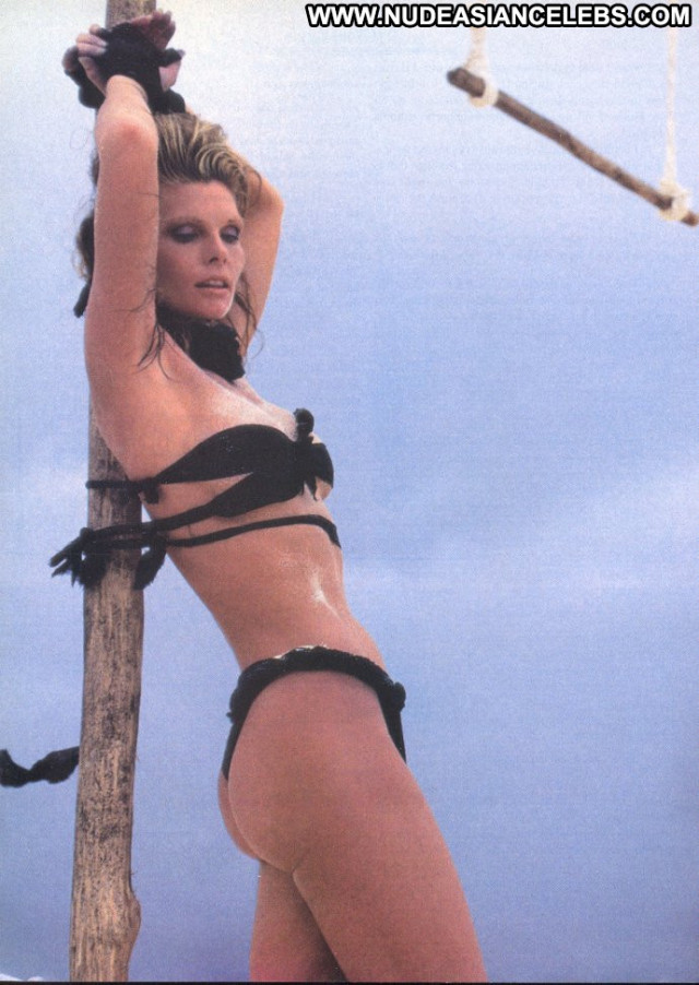 Cathy Lee Crosby Magazine Beautiful Posing Hot Babe Celebrity