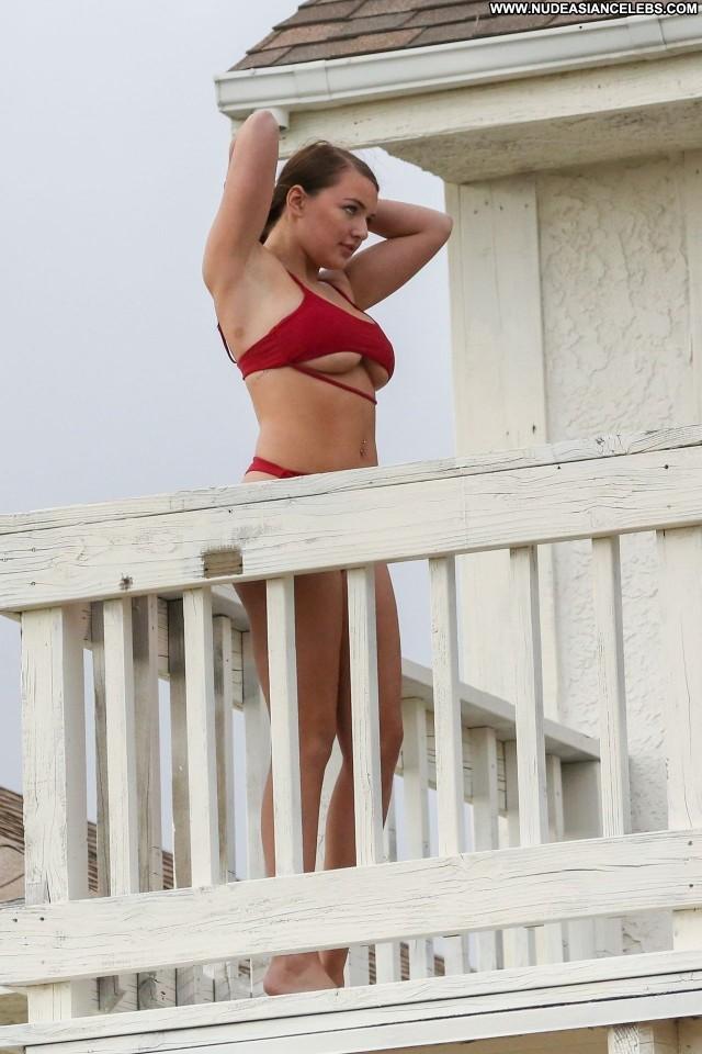 Kendra Rowe No Source Photoshoot Posing Hot Malibu Babe Celebrity
