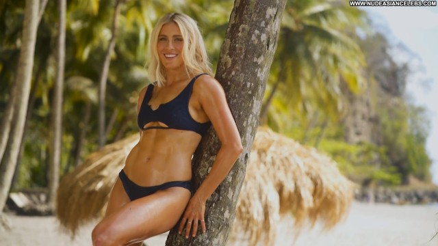 Abby Dahlkemper No Source Swimsuit Babe American Beautiful Posing Hot