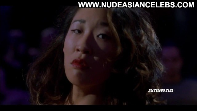 Sandra Oh Dancing At The Blue Iguana Club Nude Celebrity Celebrity Hd